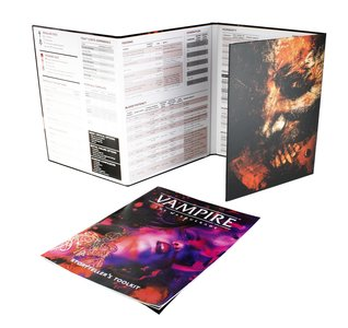 Vampire: The Masquerade (5th Edition) - Storyteller Screen