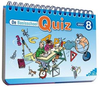 De BasisschoolQuiz (Groep 8/6e leerjaar)