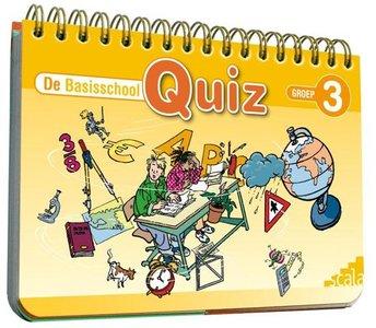 De BasisschoolQuiz (Groep 3/1e leerjaar)