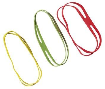 4-way Rubber Band - 3 stuks