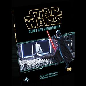 Star Wars: Allies and Adversaries (Sourcebook)