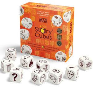 Rory's Story Cubes: Classic [MAX]