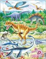 Puzzel LARSEN: Dinosaurussen (35)