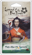 Legend of the Five Rings: The Card Game - Fate Has No Secrets
