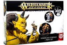 Warhammer: Age of Sigmar - Stormcast Eternals + Paint Set