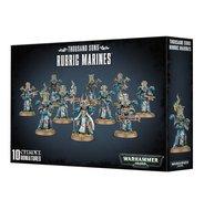 Warhammer 40,000 - Rubric Marines