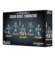 Warhammer 40,000 - Scarab Occult Terminators