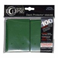 Ultra Pro Eclipse PRO-Matte Sleeves: Standaard Forest Green (66x91mm) - 100 stuks