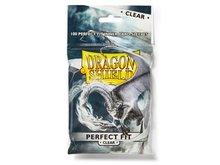 Dragon Shield Card Sleeves: Perfect Fit Inner Card Sleeves (63x88mm) - 100 stuks