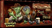 The Red Dragon Inn: Allies - Keet & Nitrel