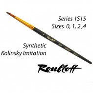 Roubloff Fine-Art Synthetic Brush: Large (1S15-4)