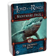 The Lord of the Rings LCG: The Card Game - The Drowned Ruins (Nightmare Deck)