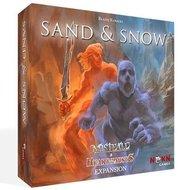 Mistfall: Sand & Snow