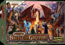 The Red Dragon Inn: Battle for Greyport
