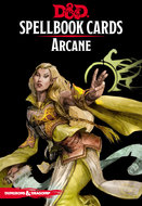 Dungeons & Dragons: Spellbook Cards - Arcane