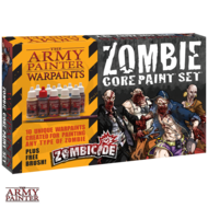 Warpaints Zombie Core Paint Set (The Army Painter)