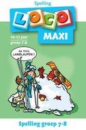 Maxi Loco - Spelling Groep 7/8 (10-12 jaar)