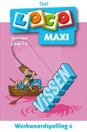 Maxi Loco - Werkwoordspelling 2 (10-12 jaar)