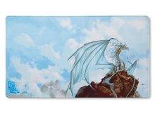 Dragon Shield Playmat: Silver 'Caelum' (Limited Edition)