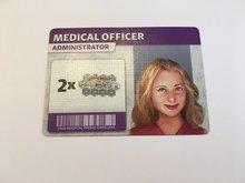 Promo Dice Hospital: Medical Officer