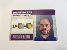 Promo Dice Hospital: Pharma Rep