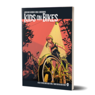 Kids On Bikes Core Rulebook [SOFTCOVER]