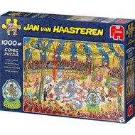 Acrobaten Circus - Jan van Haasteren Puzzel (1000)