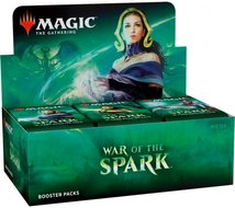 MTG: War of the Spark Boosterbox [+ GRATIS BUY A BOX PROMO]