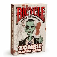 Speelkaarten Zombie