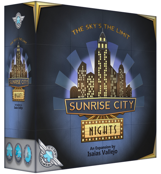 Afbeelding van het spel Sunrise City: Nights!