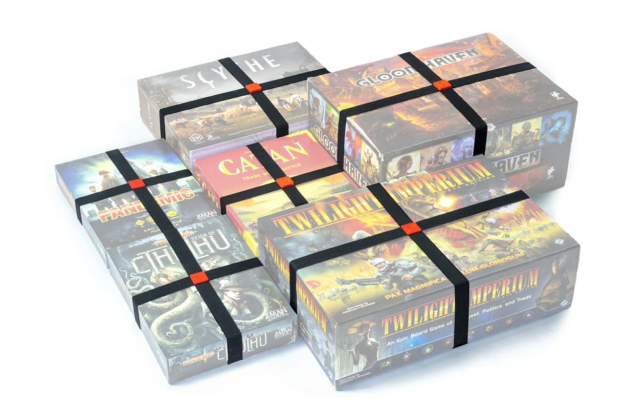 Afbeelding van het spel GeekOn Elastic Box Bands