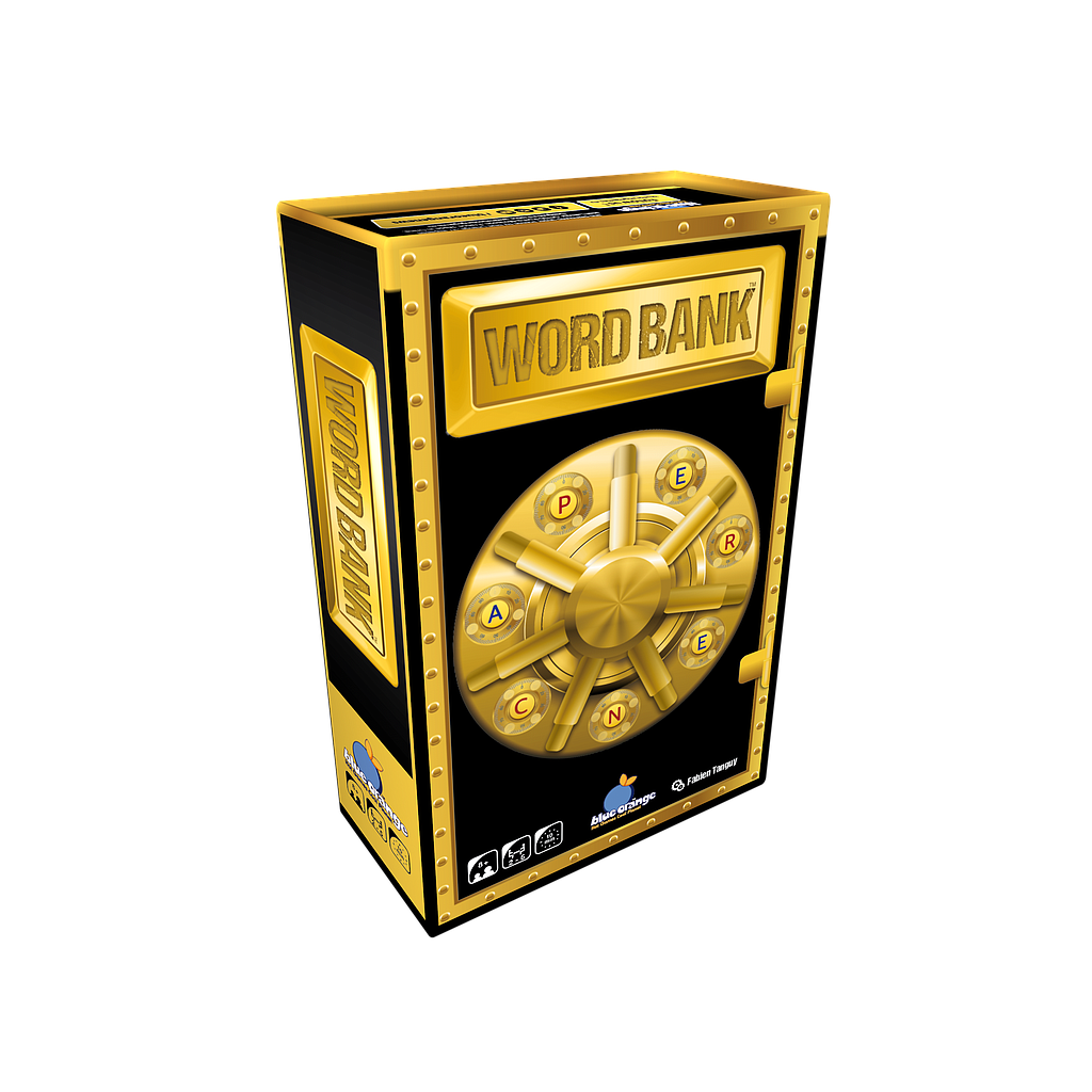 Afbeelding van het spel Word Bank