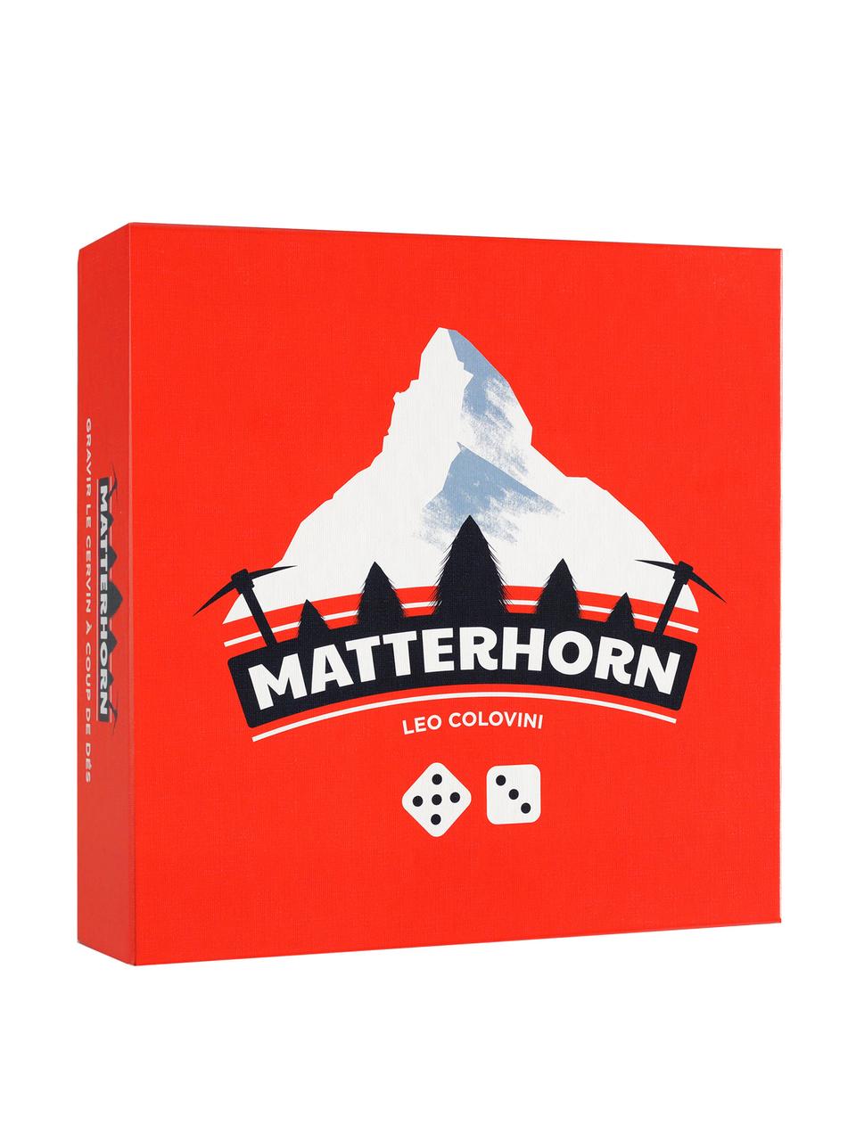 Afbeelding van het spelletje Matterhorn