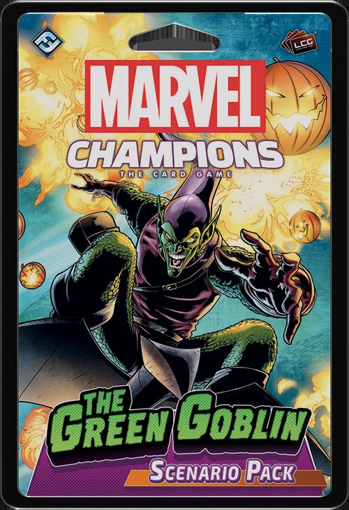 Afbeelding van het spelletje Marvel Champions: The Card Game - The Green Goblin