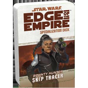 Afbeelding van het spel Star Wars: Edge of the Empire - Skip Tracer (Specialization Deck)