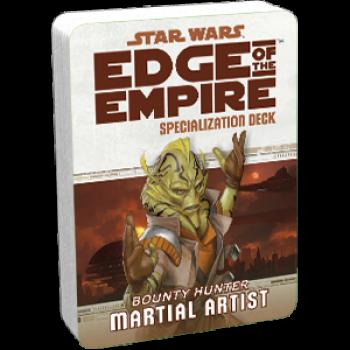 Afbeelding van het spel Star Wars: Edge of the Empire - Martial Artist (Specialization Deck)