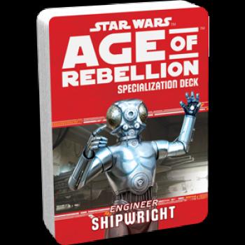 Afbeelding van het spel Star Wars: Age of Rebellion - Shipwright (Specialization Deck)