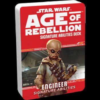 Afbeelding van het spel Star Wars: Age of Rebellion - Engineer (Signature Abilities)