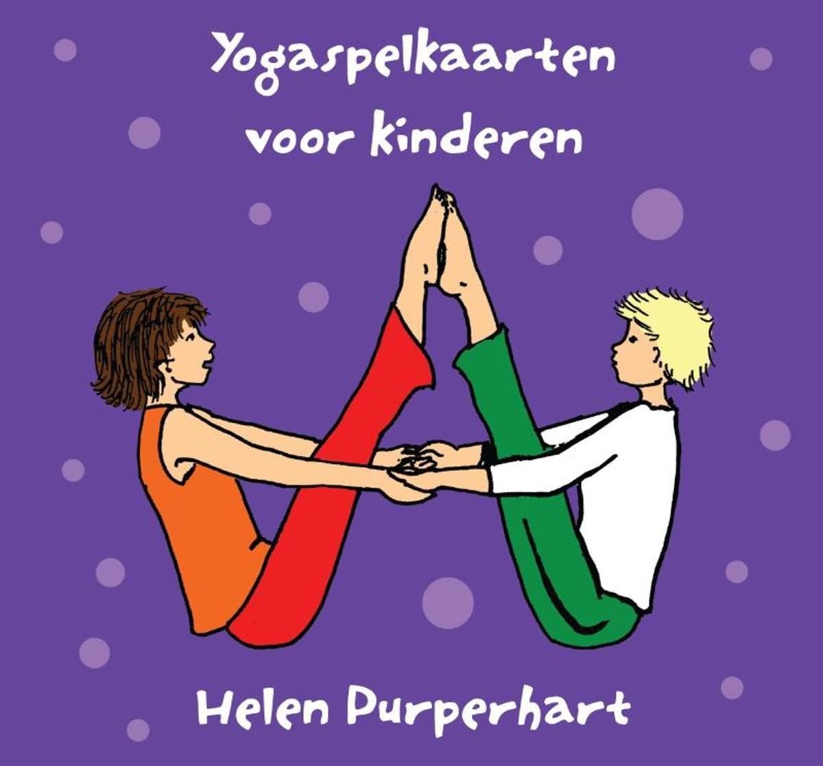 Afbeelding van het spel Yogaspelkaarten voor kinderen