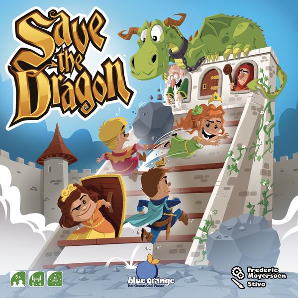 Afbeelding van het spelletje Save The Dragon