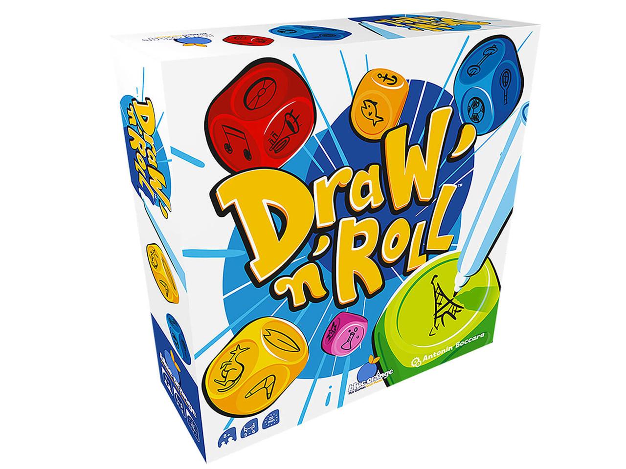 Afbeelding van het spelletje Draw'n'Roll