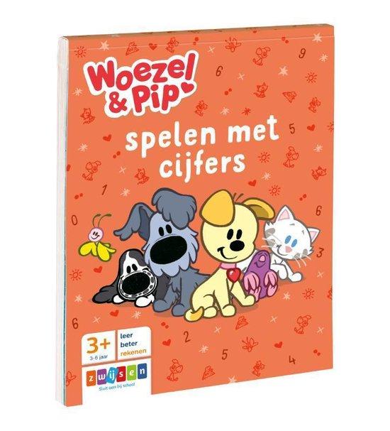 Afbeelding van het spelletje Woezel&Pip Spelen met Cijfers