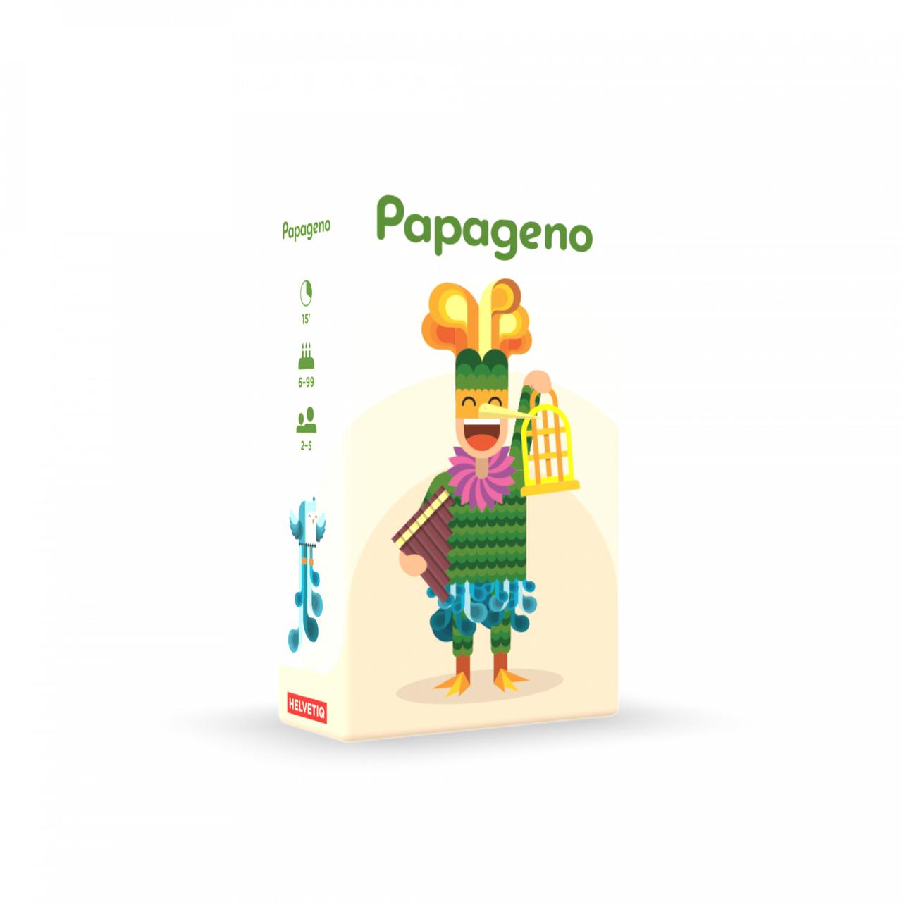Afbeelding van het spelletje Papageno