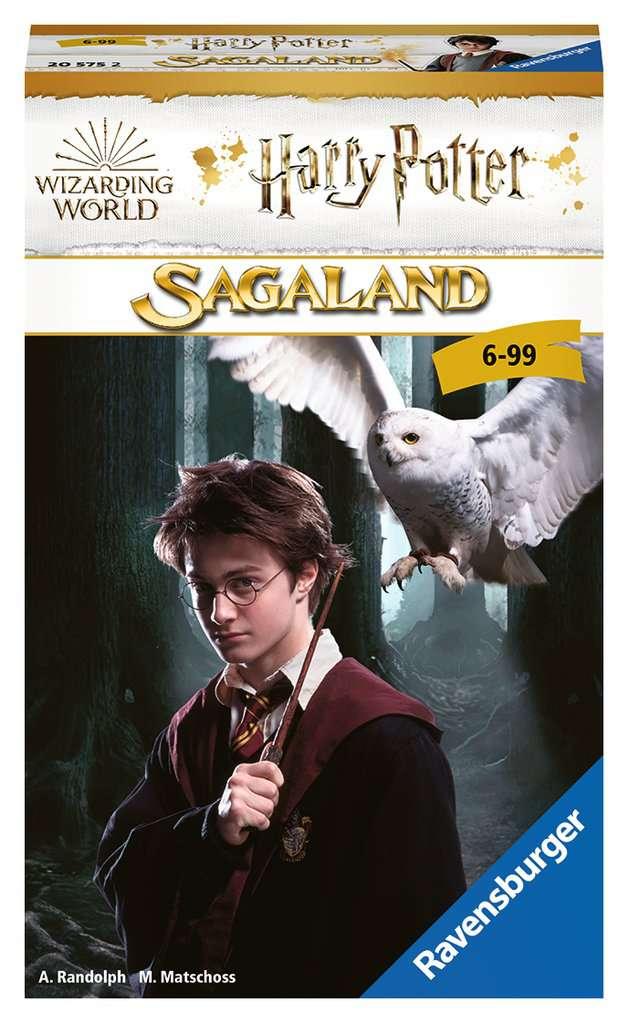 Afbeelding van het spelletje Harry Potter: Sagaland