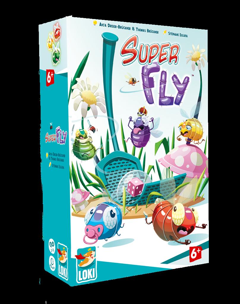 Afbeelding van het spel Superfly