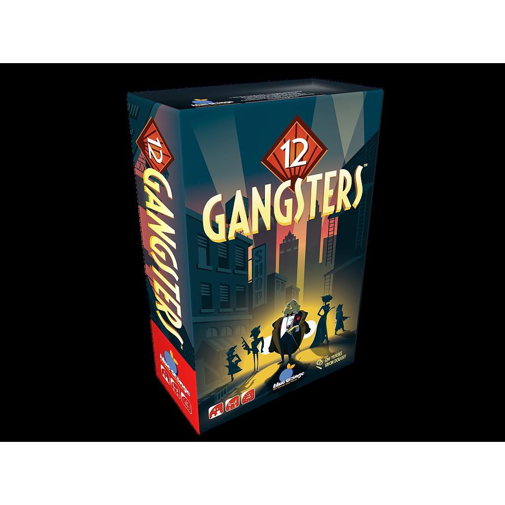 Afbeelding van het spelletje 12 Gangsters