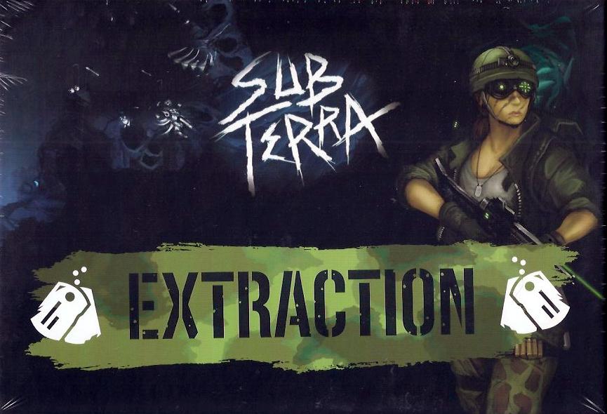 Afbeelding van het spel Sub Terra: Extraction