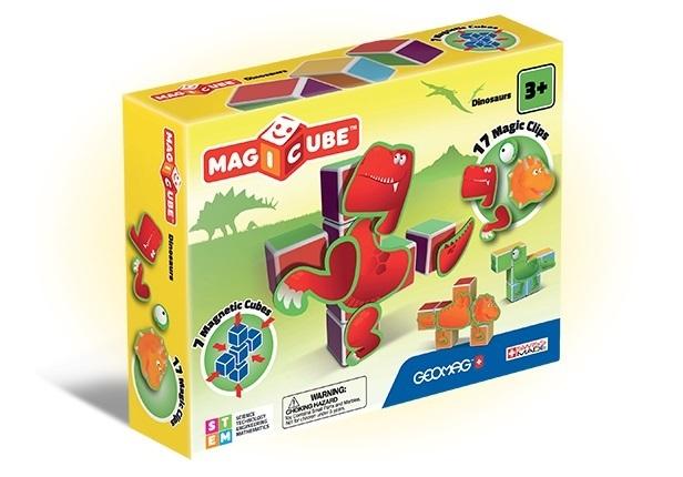 Afbeelding van het spelletje MagiCube Dinosaurs