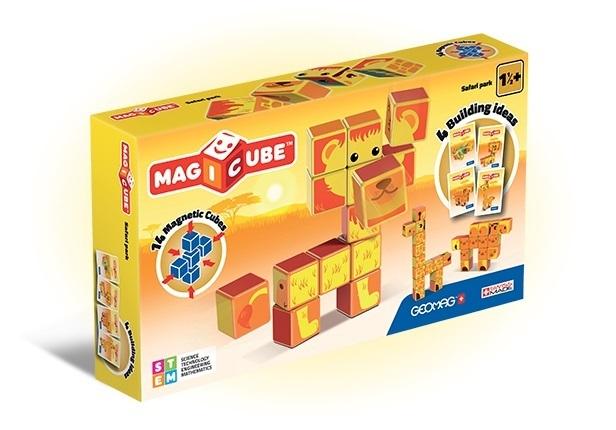 Afbeelding van het spelletje MagiCube Safari