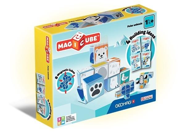 Afbeelding van het spelletje MagiCube Polar Animals